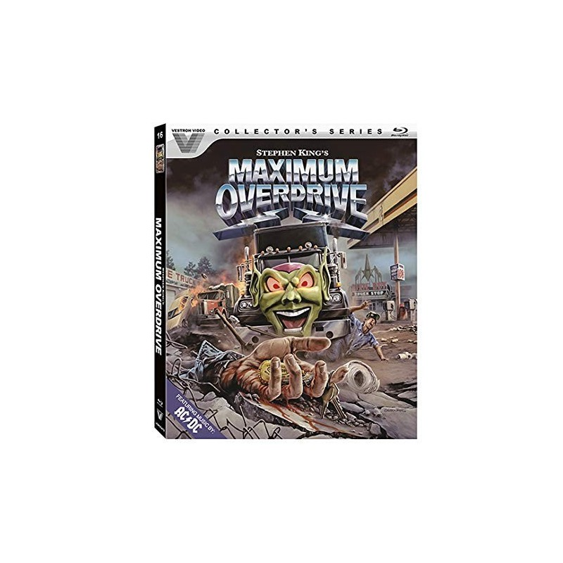 Maximum Overdrive - BluRay Collectors series