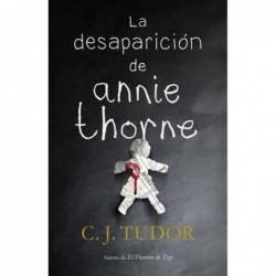 La desaparición de Annie Thorne - C.J.Tudor