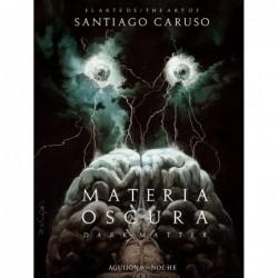 """Santiago Caruso """"Materia oscura"""" FIRMADO Y EX LIBRIS"""