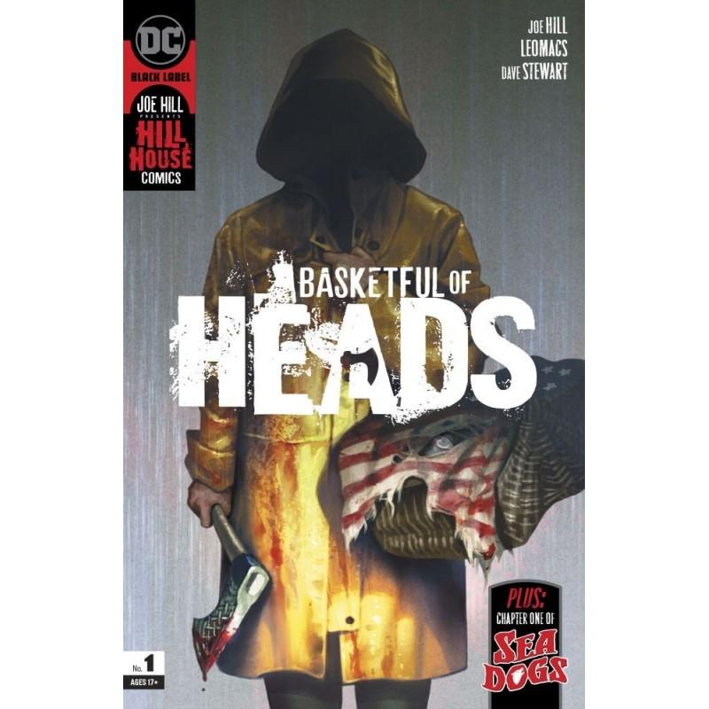 Basketful of Heads 1 - Comic Joe Hill