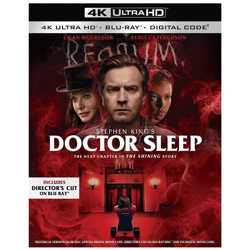 Doctor Sleep - 4K Blu-Ray