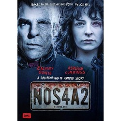 NOS4A2 - 1era temporada (Blu-Ray)