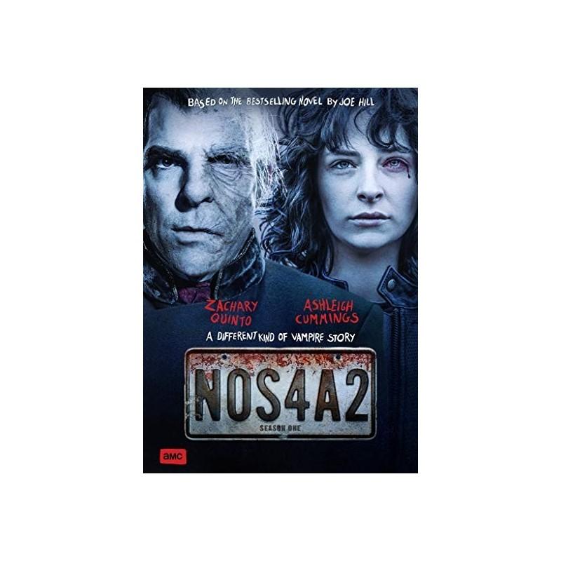 NOS4A2 - 1era temporada (Blu-Ray)