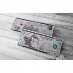 Señalador Stephen King Dólar