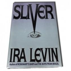 Ira Levin - Sliver - Autografiado