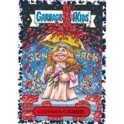Garbage Pail Kids - Cautious Carrie