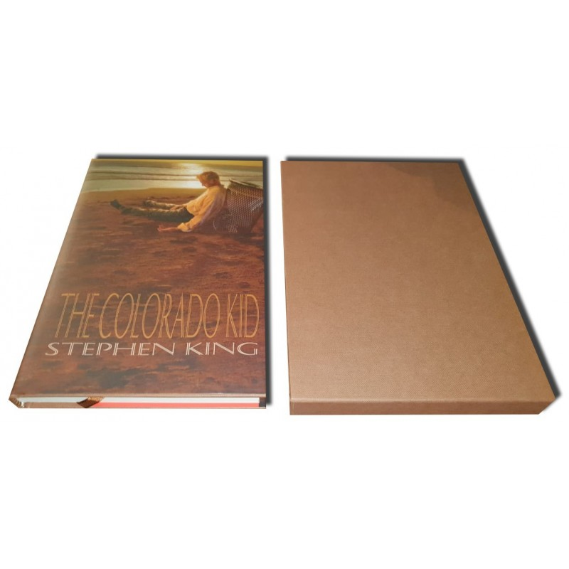 The Colorado Kid - Ed. Limitada firmada por S. King