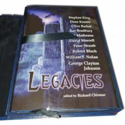 Legacies - Autografiado por Stephen King