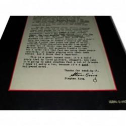 J. Fast - The Inner Circle - Incluye carta de S. King