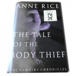 Anne Rice - The Tale of the Body Thief - Autografiado