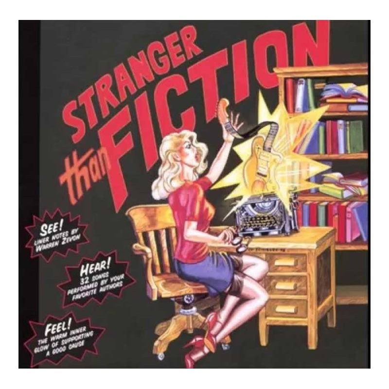 Stranger than Fiction - Rock Bottom Remainders CD