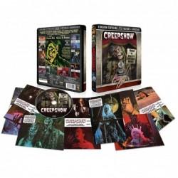 Creepshow - Steelbook en español. Incluyendo postales