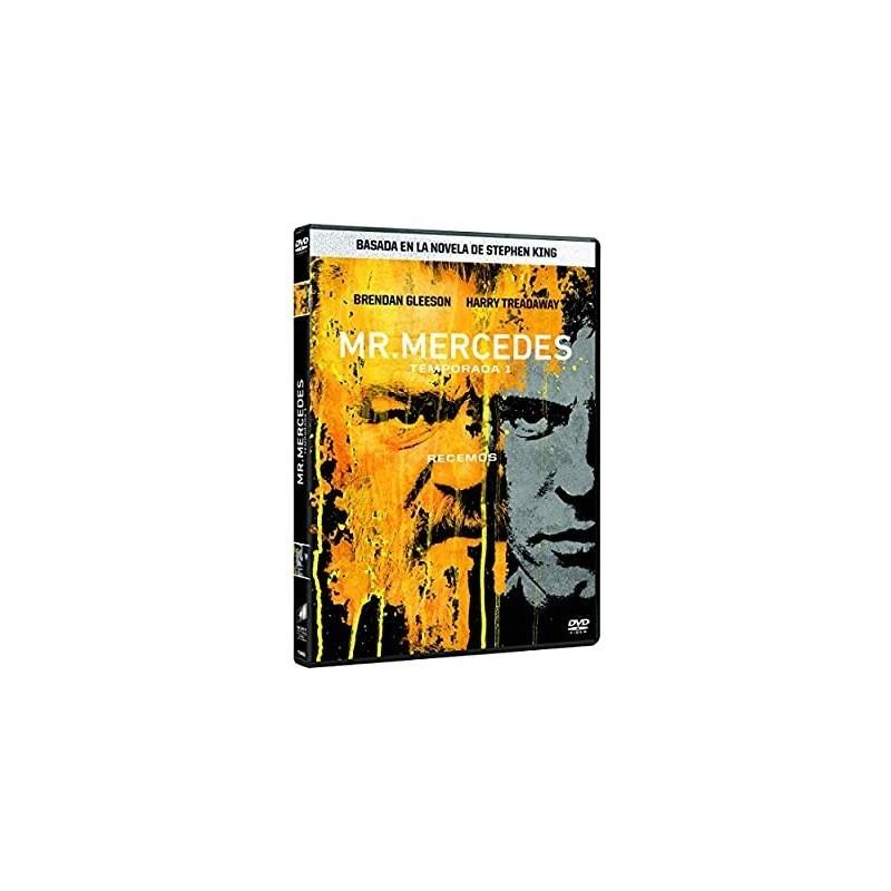 Mr Mercedes - DVD España Región 2
