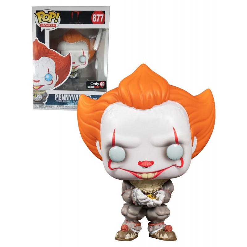 Funko Pop Pennywise con barco - Ed. exclusiva