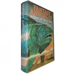Fantasy Annual 4 - Incluye The Monkey
