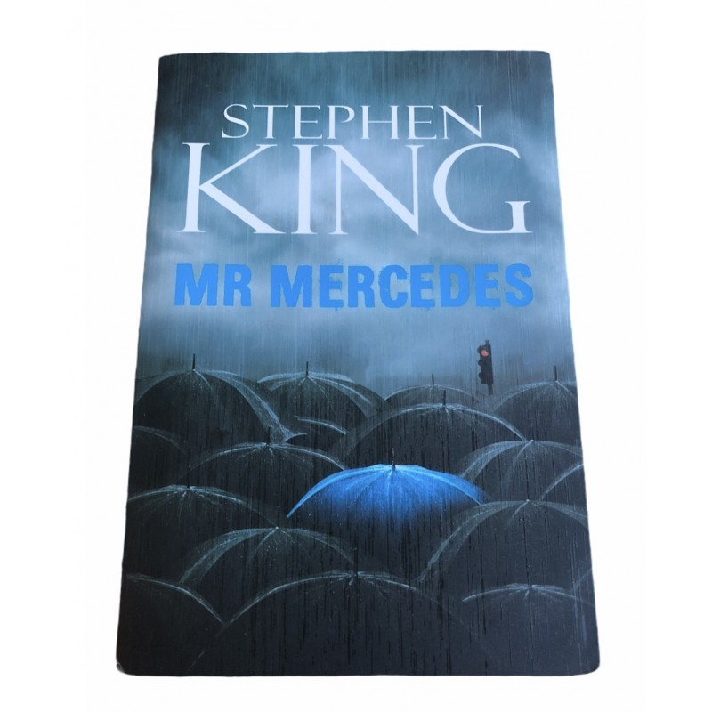 Mr Mercedes - Castellano