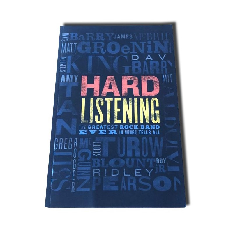 Stephen King - Hard Listening