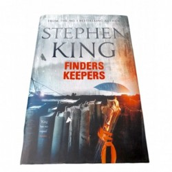 Finders Keepers - Primera edición UK