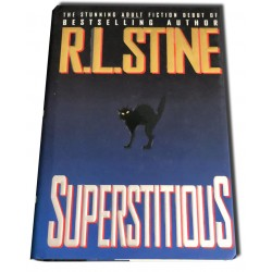 Supertitious - R. L. Stine...