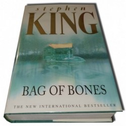 Bag of Bones - Firmado por Stephen King