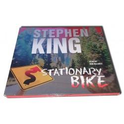 Stationary Bike - CD