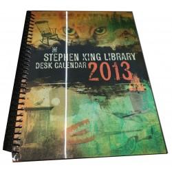 Agenda Stephen King - 2013