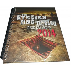 Agenda Stephen King - 2014