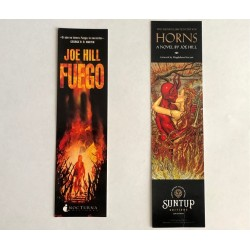 Joe Hill HORNS y FUEGO -...