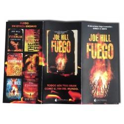 Joe Hill FUEGO - Folleto