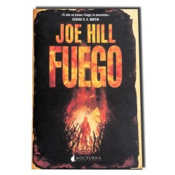 Joe Hill FUEGO - Folleto...