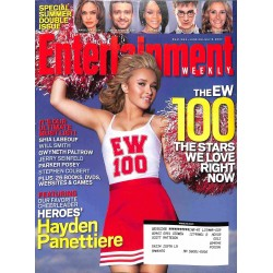 Entertainment Weekly...