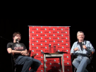 Una noche con Stephen King y Joe Hill