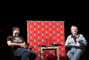 Una noche con Stephen King y Joe Hill